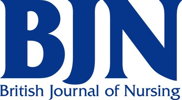 British Journal of Nursing - logo