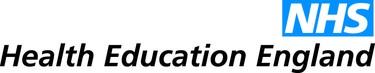 Health Education England - logo