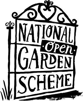 National Open Garden Scheme - logo