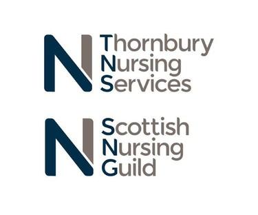 Thornbury Nursing Services & The Scottish Nursing Guild - logo